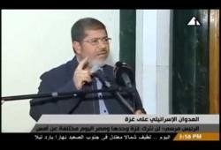 """""""لن نترك غزة وحدها"""".. عندما كان لمصر رئيس"""