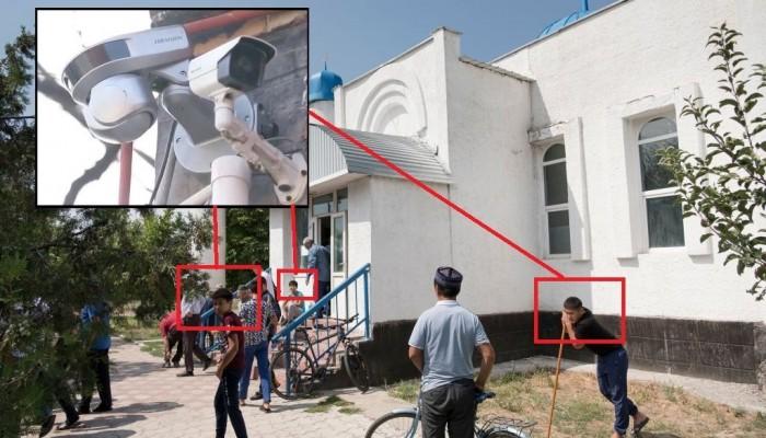 الكشف عن كاميرات مراقبة مخصصة لتحديد وجوه مسلمي الإيجور في الصين