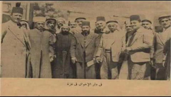 زيارة الإمام البنا قطاع غزة.. فلسطين قضيتنا الأولى
