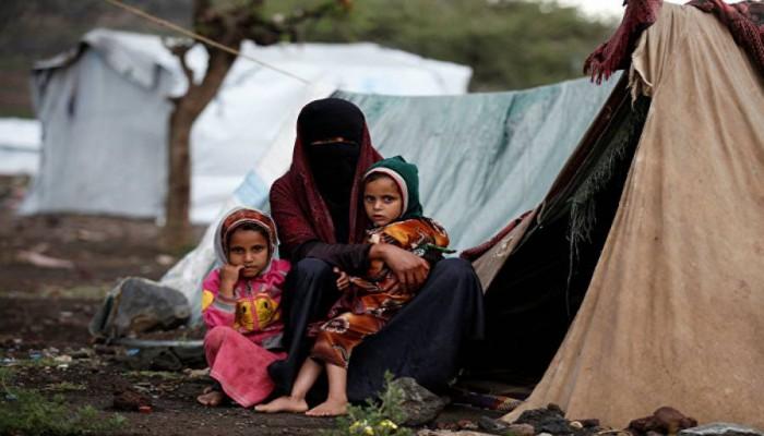 اليمن.. 2 مليون امرأة نازحة منذ بدء الحرب