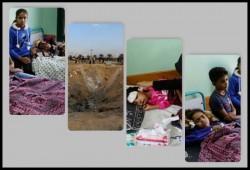 """ناجون من عائلة """"السواركة"""" بغزة يوثّقون استشهاد 8 من أبنائهم"""