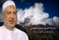 إبراهيم منير يرثي الداعية المجاهد محمد الحلوجي