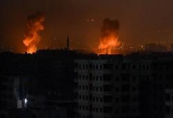 """عدوان صهيوني على دمشق يقتل مدنيين.. و""""الجهاد"""" تصفه بالغاشم"""