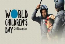 بيان حقوقي يفضح جرائم الانقلاب بحق الطفل في يومه العالمي