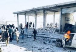سوريا.. مقتل 7 مدنيين بينهم 3 نساء وطفلة بانفجار سيارة مفخخة ودهس مدرعة روسية