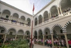 مدارس تونس تتضامن مع فلسطين وطلاب كنديون يطردون وفدا صهيونيًا