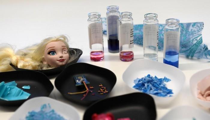 كيف نميز ألعاب الأطفال التي قد تحتوي على مواد مسرطنة؟