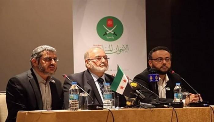الإخوان المسلمون في سورية ينفون حقيقة لقائهم نائب الرئيس الإيراني بتركيا