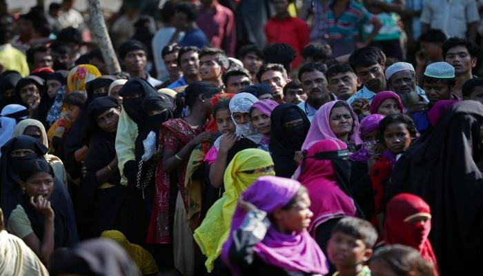 مقتل وإصابة 3 روهينجيين وميانمار تعتقل نحو 100 حاولوا مغادرة أراكان