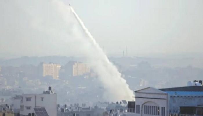 إذاعة الاحتلال: 2600 قذيفة صاروخية أطلقت من غزة خلال العامين الأخيرين