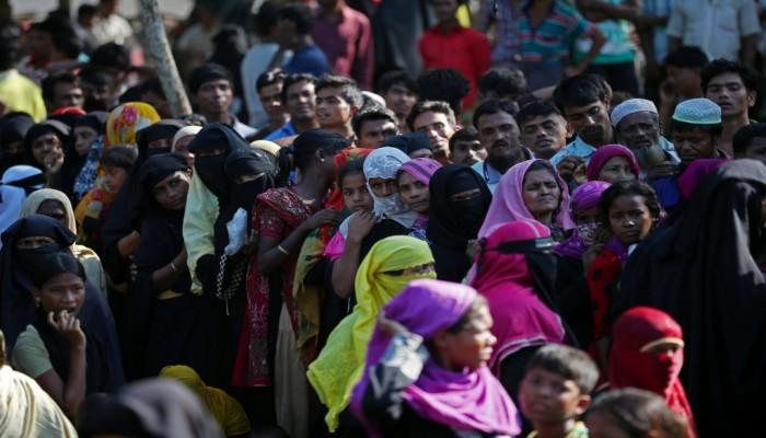 """ردًّا على بيان جماعات متمردة في ميانمار.. منظمة روهنجية: """"لسنا بنغاليين"""""""