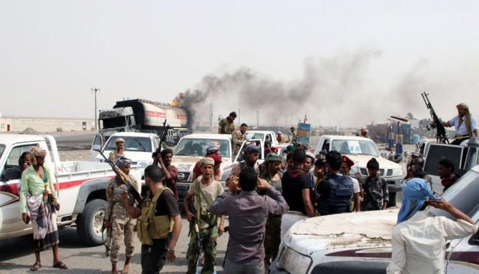 اليمن.. اغتيال قائد أمني في عدن ومقتل 12 حوثيًا بهجوم جنوبي الحديدة