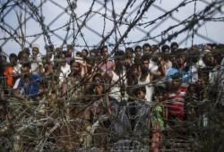 مقتل لاجئ في انفجار لغم.. وميانمار تعتقل 96 مسلمًا من الروهنجيا