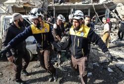 ميليشيات بشار ترتكب مجزرة والأمطار تفاقم من معاناة اللاجئين في إدلب