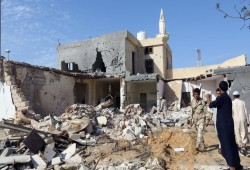 حفتر يقتل 14 طفلا وميليشياته تستعد للتطبيع مع الاحتلال