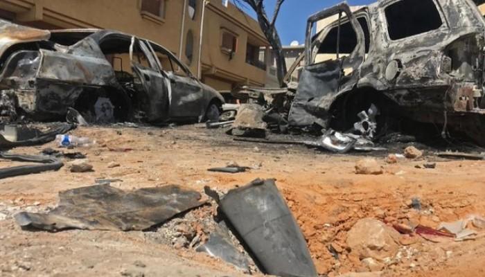 إدانة أممية لغارات حفتر على المدنيين في ليبيا