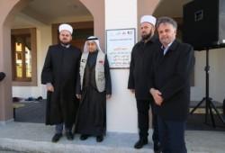 """""""الرحمة العالمية"""" تفتتح مسجدًا في الجبل الأسود (صور)"""