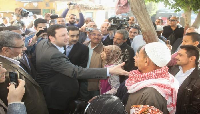 """بعد استهزاء """"مصيلحي"""" بالمصريين.. نشطاء: أين الوزير المحترم باسم عودة؟"""