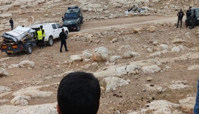 الاحتلال يهدم منزلين بالقدس ويعتقل 15 فلسطينيًا وسلطة عباس تختطف 5 أسرى