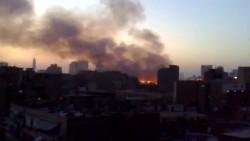 حريق الشورى (2)