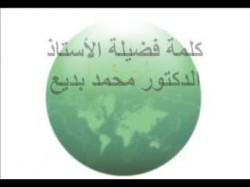 المؤتمر الصحفي لإعلان المرشد (2)