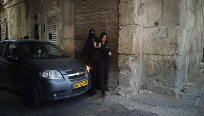 """الاحتلال يعتقل ابنة شقيقة الشيخ رائد صلاح في """"الأقصى"""""""