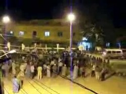اعتداءات الأمن في دائرة سرس الليان- المنوفية