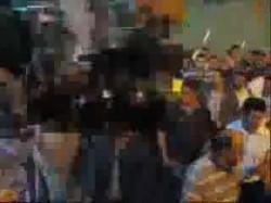 م.عبد الحليم هلال في مسيرة حاشدة بميت عساس