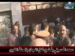 سعد الحسيني يفضح غلق اللجان بالمحلة الكبرى