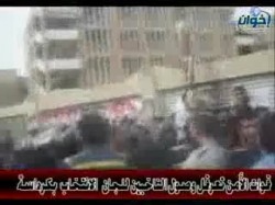 قوات الأمن تعرقل وصول الناخبين للجان في كرداسة