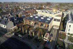"""""""كامبريدج"""" أول مسجد صديق للبيئة في أوروبا"""