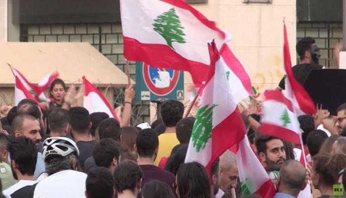 """لبنان.. انطلاق """"قافلة الثورة"""" من الجنوب إلى الشمال"""