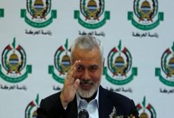 هنية يبدأ أولى جولاته الخارجية منذ توليه رئاسة حماس