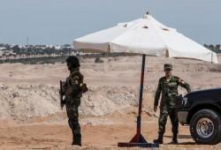 مقتل 4 عسكريين في هجوم لمسلحين بشمال سيناء