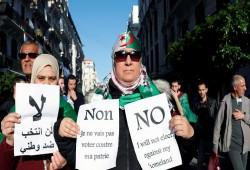 الجزائر.. بدء الصمت الانتخابي وسط دعوات إلى الإضراب وعزوف حركة السلم