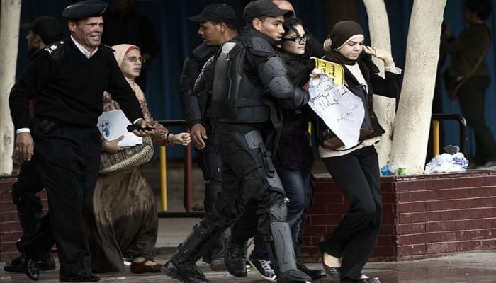 إخفاء قسري واعتقالات مسعورة واستمرار إضراب معتقلات القناطر