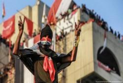 جرأة على القتل وعدالة بعيدة.. تقرير يوثّق انتهاكات الأمن العراقي بحق المتظاهرين