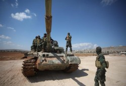 نزوح 110 آلاف مدني في إدلب وميليشيات بشار تتكبد خسائر