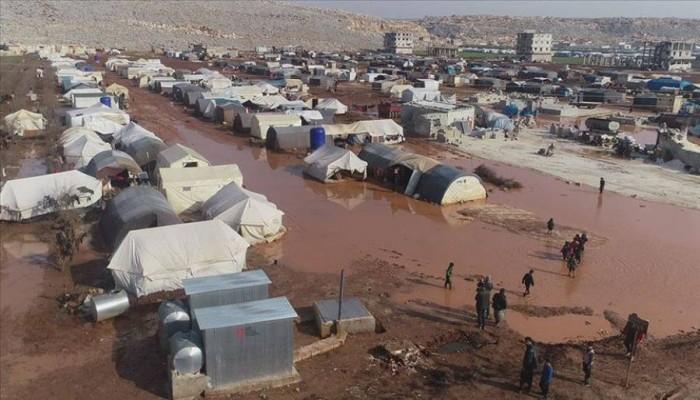 سورية.. نزوح 20 ألفًا من إدلب نحو الحدود التركية