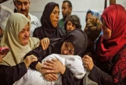 الاحتلال قتل 27 طفلا فلسطينيا وأصاب أكثر من ألفين آخرين بغزة خلال 2019
