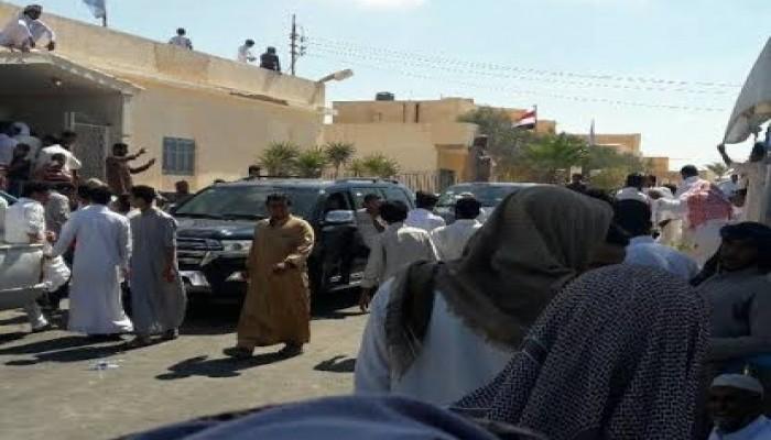 الانقلاب يهجّر أهالي مطروح بالرصاص الحي