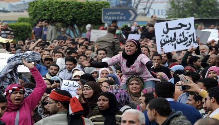 """#نازلين_يوم25"""" يتصدر.. لحشد المصريين للإطاحة بالسيسي في ذكرى الثورة"""