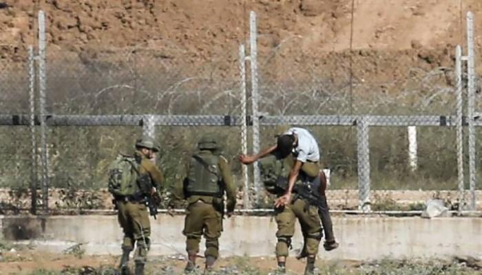 توثيق 1094 انتهاكًا صهيونيًا على حدود غزة خلال 2019