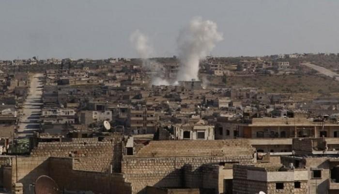 رغم الهدنة.. عشرات المصابين جرّاء قصف جوي لميليشيات بشار على إدلب