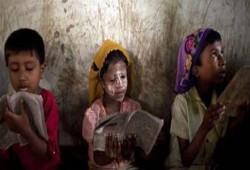 النصرانية تحاصر لاجئ الروهينجيا ودعوات للعالم الإسلامي لإنقاذهم