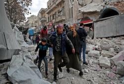 منذ أكتوبر.. 313 قتيلاً و382 ألف نازح جرَّاء تصعيد ميليشات بشار