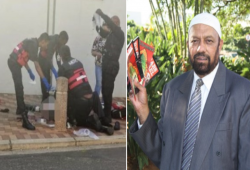 وفاة الداعية الإسلامي يوسف ديدات متأثرا برصاصة في الرأس
