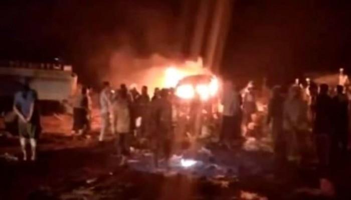 اليمن.. ارتفاع ضحايا الهجوم الصاروخي على مسجد بمأرب لـ70 قتيلا