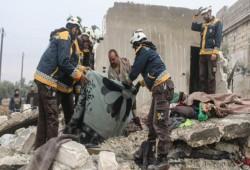 كارثة إنسانية تهدد حلب.. قصف وقتل واستمرار النزوح