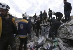 """بعد ليلة دامية.. مقتل 3 مدنيين في قصف روسي جديد على """"خفض التصعيد"""""""